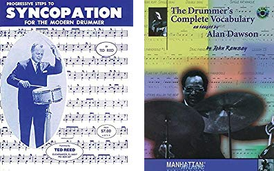 Alternatives to Ted Reed's Syncopation