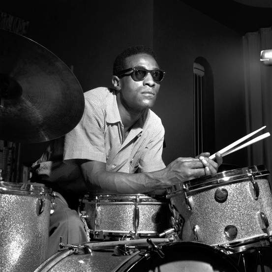 Max Roach Drum Clinic and Masterclass