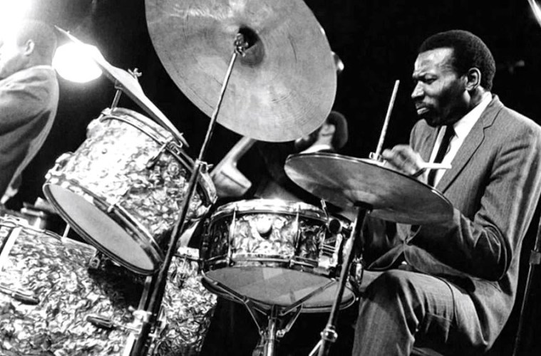 Elvin Jones and Comping