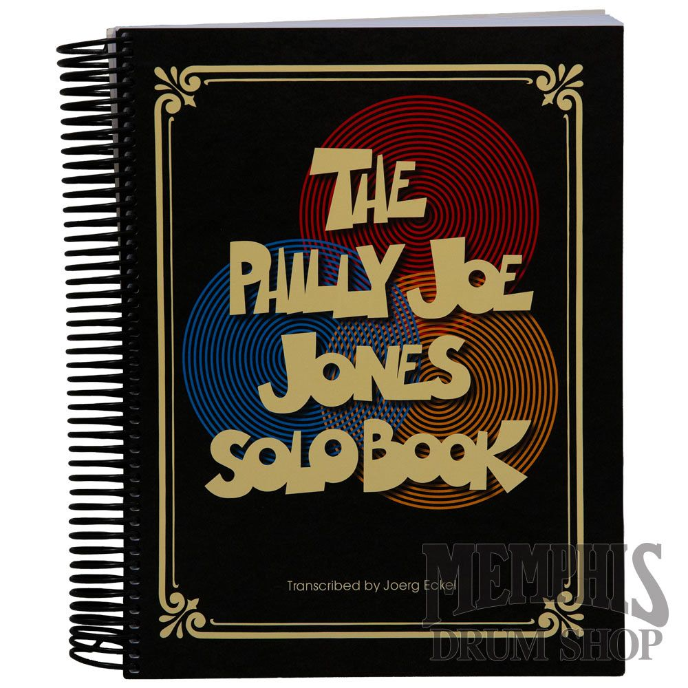 Philly Joe Jones Solo Book with John Riley