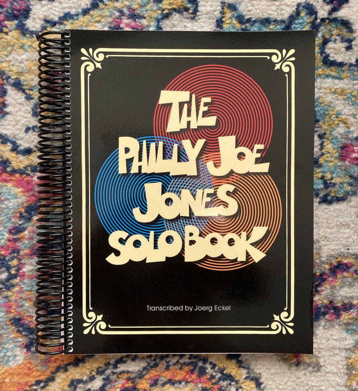 Philly Joe Jones Solo Book (update)