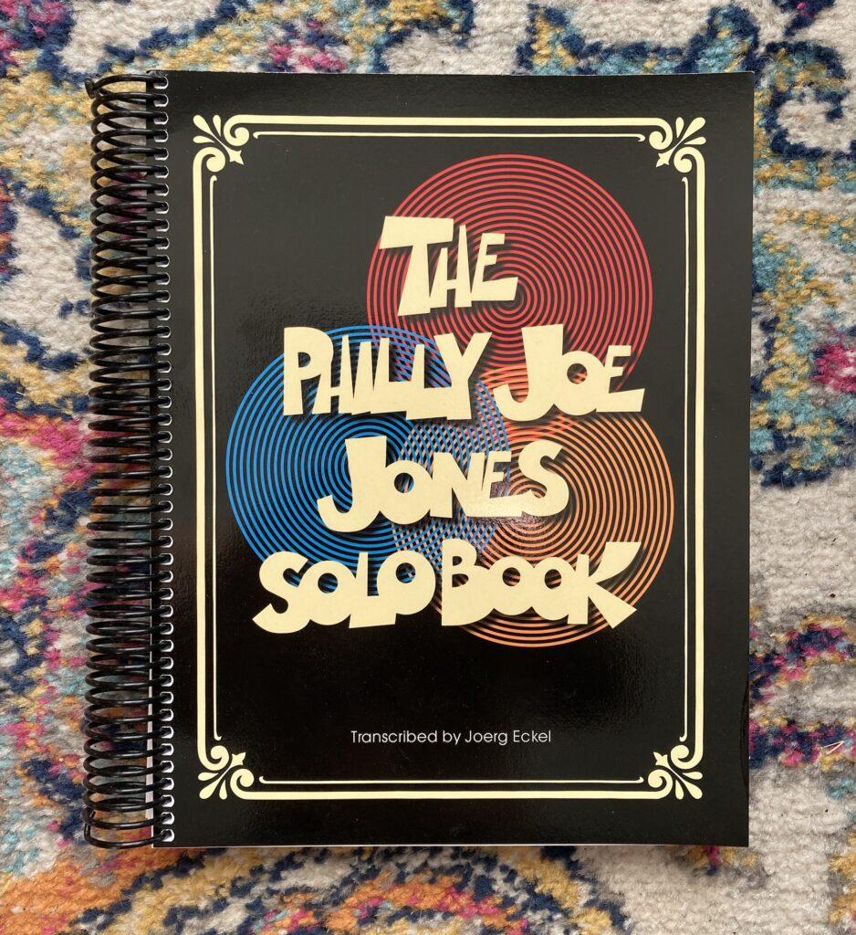 Philly Joe Jones Solo Book cover